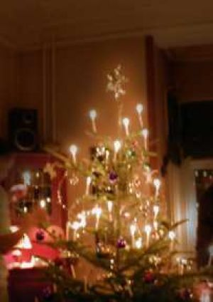 juletræets historie