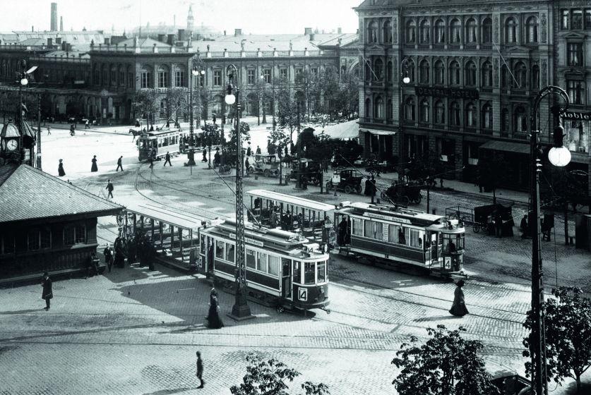 sporvogne i københavn